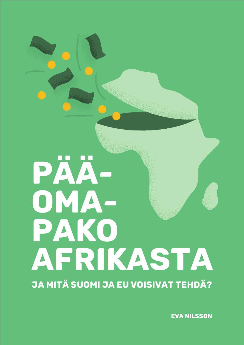 Pääomapako Afrikasta raportin kuva